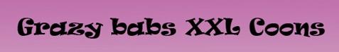 GrazybabsXLcoons Logo